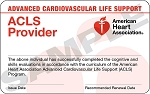 Advanced Cardiac Life Support Initial Course-Ft Lauderdale
